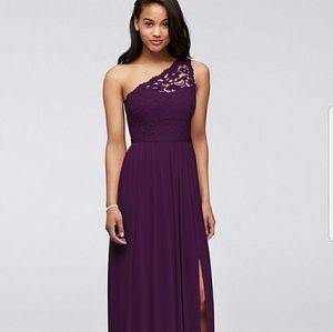 David Bridals Bridesmaid Dress
